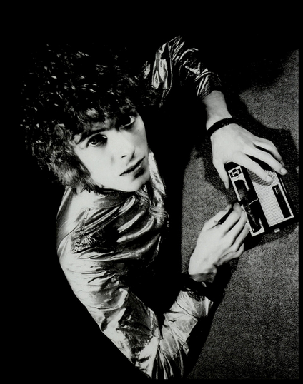 David Bowie and the Stylophone