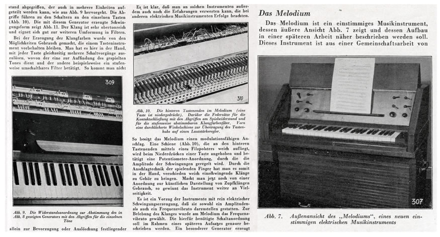 "The ""Melodium"" (1938)"